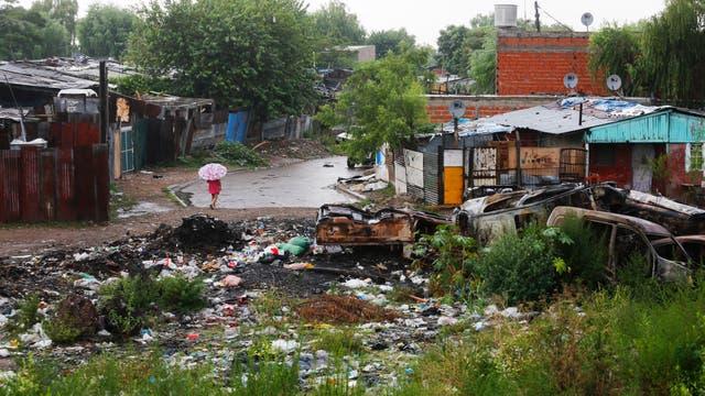 Los habitantes de la ribera están expuestos a enfermedades hídricas, aéreas y raras
