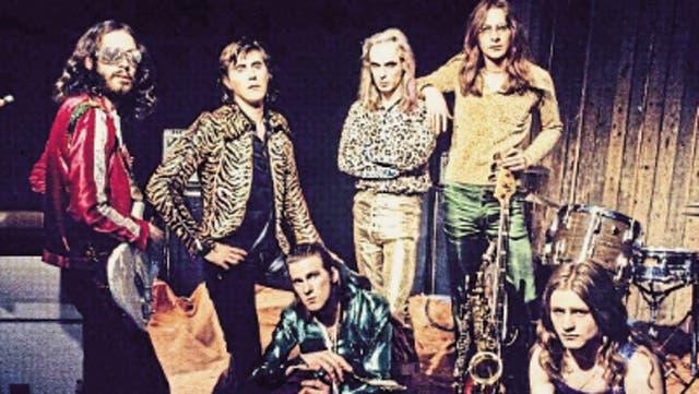 Aquellas raras ropas nuevas de Roxy Music