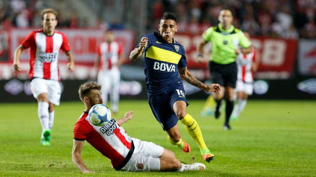 Boca Juniors vs. Estudiantes de La Plata: por Superliga Argentina
