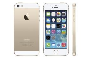 El nuevo iPhone color oro