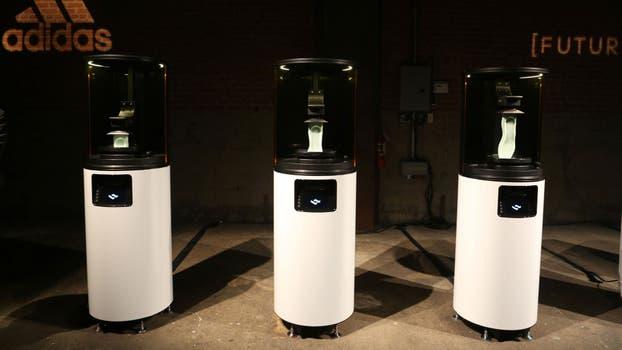 El equipo de Carbon es más veloz que las impresoras 3D tradicionales con una mejor terminación. Foto: Reuters