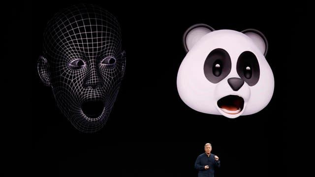 Apple anunció que una de las grandes novedades de iPhone X son avatares animados basados en expresiones faciales