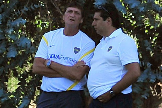 ¿Falcioni será el DT de Boca en 2013?