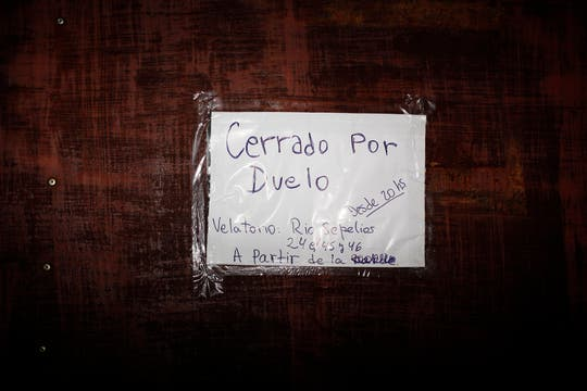 Duelo por Jorge Vernacci, el mecánico que murió aferrado a uno de sus autos. Foto: LA NACION / Ignacio Coló