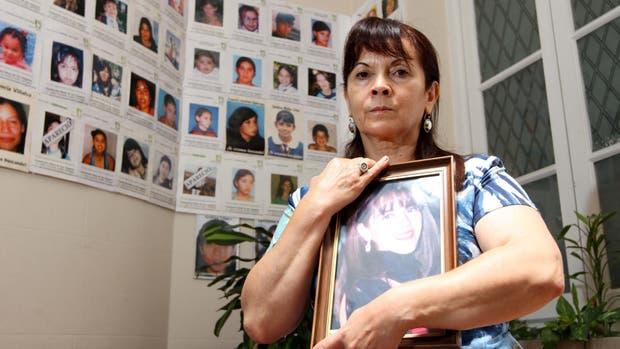 """La madre de """"Marita"""" Verón, Susana Trimarco"""