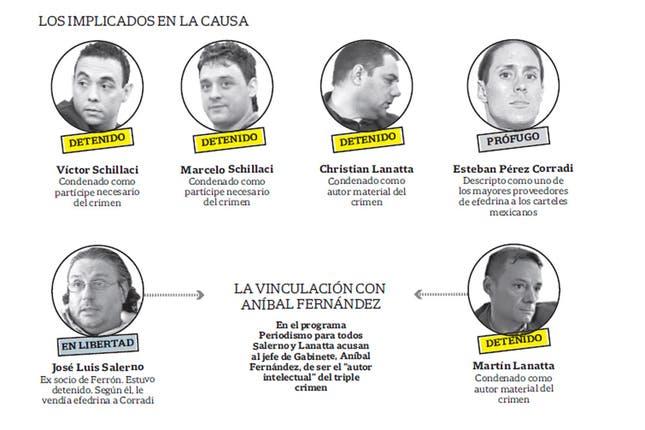 Jorge Lanata le respondió al Gobierno tras el ataque