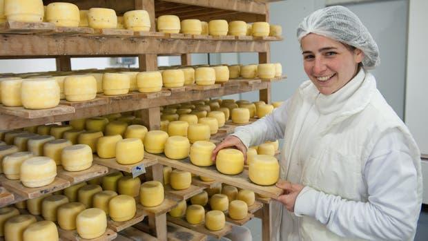 Argentina es el séptimo productor mundial de quesos