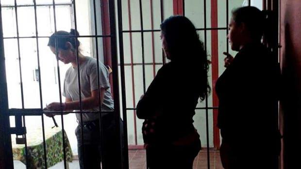 Las mujeres presas sufren situaciones de violencia y discriminación