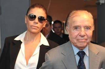 Zulemita contó que Carlos Menem
