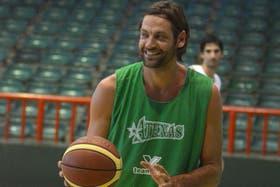 Fabricio comenzó a entrenar hoy en Atenas