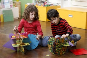 Los niños tienen derecho al juego, a la recreación y a pasar tiempo con amigos