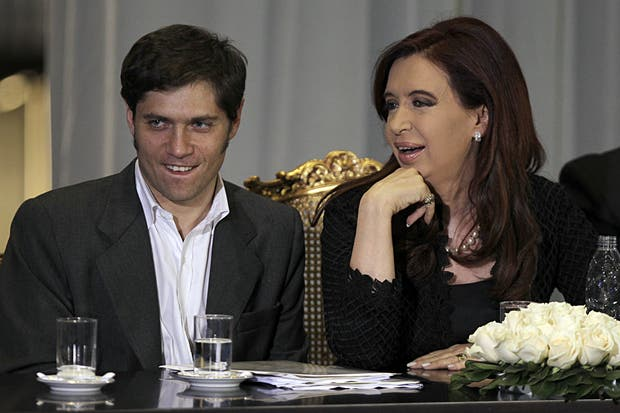 Kicillof se convirtió en un hombre de referencia de Cristina