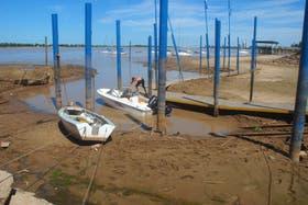 La bajante del río Paraná, una preocupación
