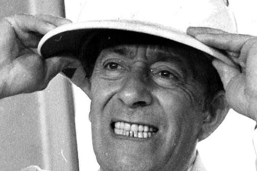El rosarino se convirtió rápidamente en un ícono del humor argentino. Foto: Archivo La Nación