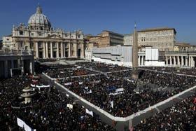 El Vaticano aguarda por su máximo Pontífice