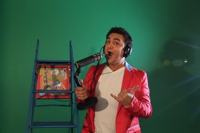 Topa tiene nuevo programa en Disney Junior en un monorriel