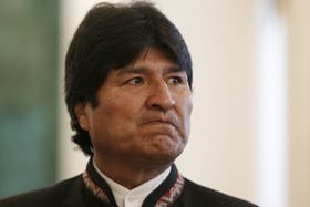 Evo Morales sufrió su primera derrota electoral en el referéndum constitucional