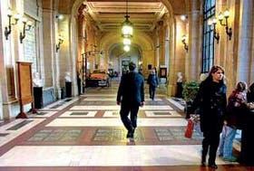El Palacio de Correos, histórica construcción en la que quedará la Secretaría de Comunicaciones