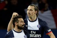 A Zlatan Ibrahimovic se le vence el contrato en PSG y lo quieren en Inglaterra