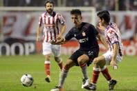 Unión-Estudiantes: al Pincha le alcanzó con el empate y jugará el repechaje por la Copa con Godoy Cruz