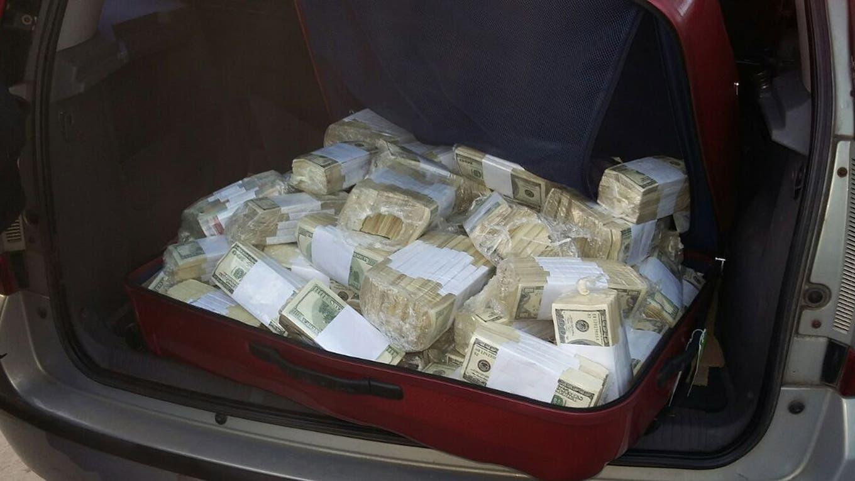 Detuvieron a José López, ex número dos de De Vido, en un convento de General Rodríguez: tenía bolsas con dólares. Foto: Policía Bonaerense