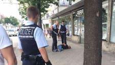 Alemania: un refugiado sirio mató a una mujer con un machete en la calle