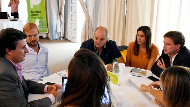Ezeiza. En nueve días, Vidal acordó 948 proyectos de obras con los 135 intendentes bonaerenses