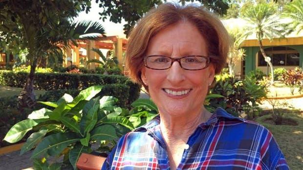 """""""Por primera vez tengo esperanza"""", dice Ingels, que tiene cáncer de pulmón en fase 4."""