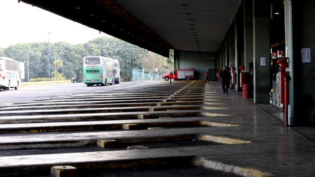 Peligran los servicios de ómnibus de larga distancia para las vacaciones de invierno