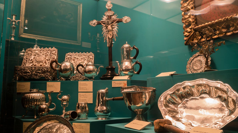Nuevos espacios para exposiciones permanentes en el Museo de Arte Contemporáneo Isaac Fernández Blanco y restauración de piezas históricas..