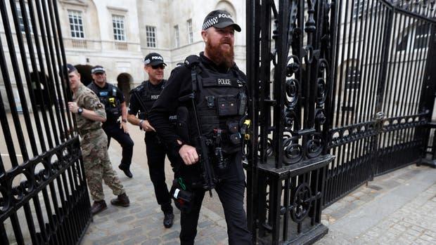 Detenido otro joven por ataque en el metro de Londres