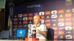 Las frases del técnico de la selección argentina