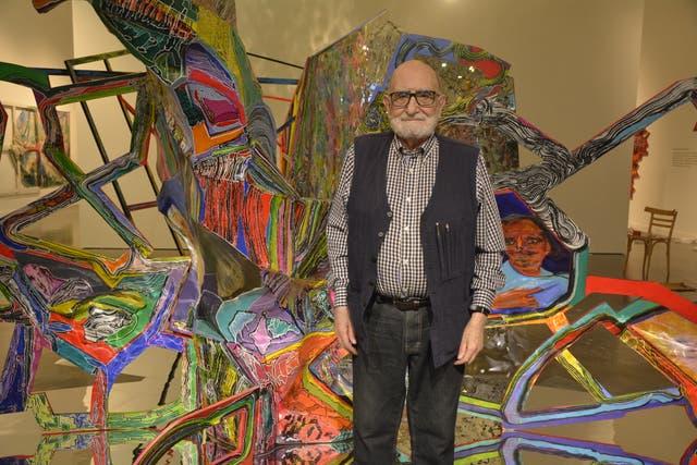 Luis Felipe Noé exhibe Miradas Prospectivas en el Museo Provincial de Bellas Artes Franklin Rawson de San Juan