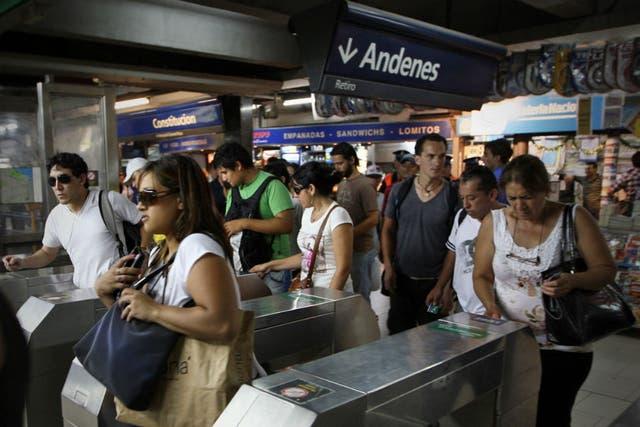 El boleto de subte pasará a costar 7,50 pesos