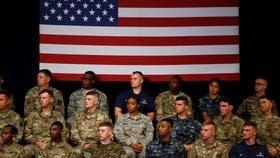 Trump dijo que la guerra en Afganistán era un desastre y ahora envía más tropas