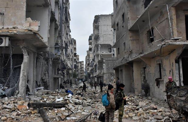 La caldera de Aleppo se vuelve a encender con otra oleada de ataques