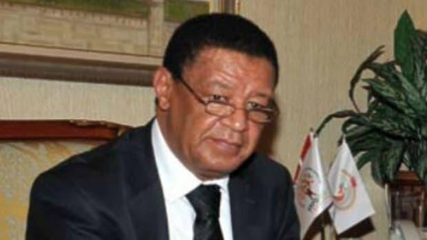 El presidente de Etiopía, Mulatu Teshome