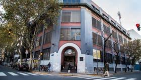 Gallo y Sarmiento, en Almagro, la actual sede del tradicional conservatorio de música