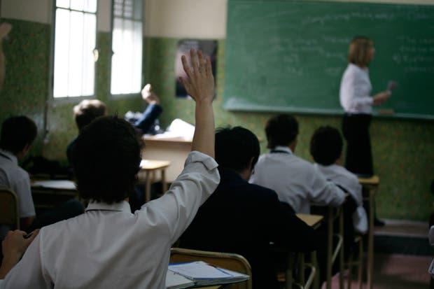 No cede la ocupación estudiantil en los secundarios porteños
