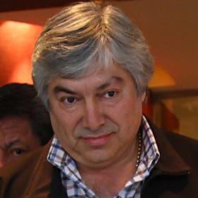El empresario kirchnerista, Lázaro Baez