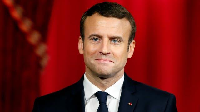 """Emmanuel Macron asumió en Francia: """"Necesitamos una Europa más eficaz"""""""