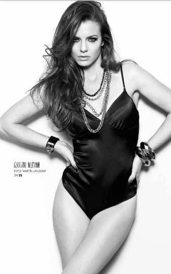 Geraldine Neumann. Foto: Revista SH