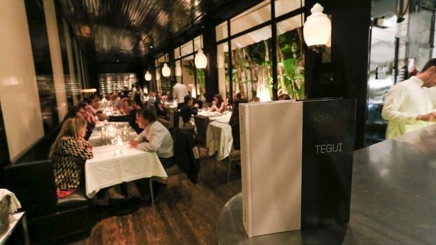 Tegui, el restaurante argentino entre los 50 mejores del mundo