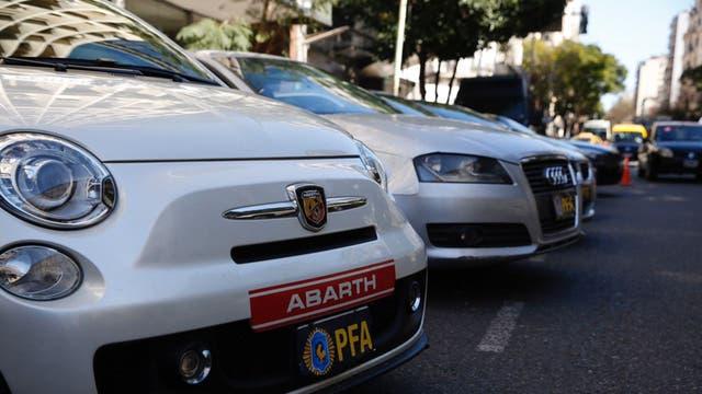 Los allanamientos fueron en el barrio privado San Isidro Labrador, en el complejo Villa Nueva, en Dique Luján, Tigre; en Tres de Febrero, en La Plata y en la ciudad de Buenos AIres.
