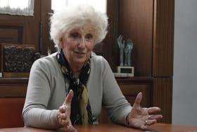 """Carlotto sostuvo que la Iglesia argentina """"sabe"""" lo que pasó durante la última dictadura"""