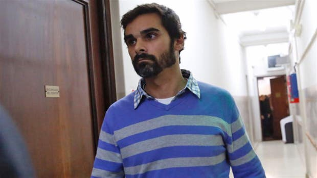 El ahora procesado Santiago Silvoso, de 37 años