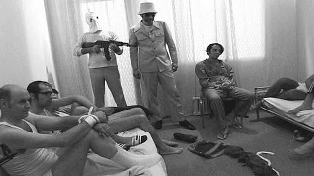 Masacre de Múnich 1972 .