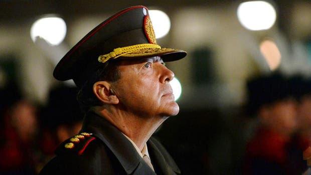 Procesaron a Milani por la desaparición del soldado Ledo
