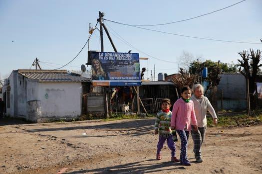 La villa Puerta de Hierro limita al Sur con la avenida Crovara, al Norte con el Cementerio Municipal Villegas. Foto: Fabián Marelli