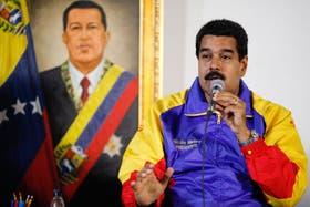Maduro busca imitar la impronta de Chávez